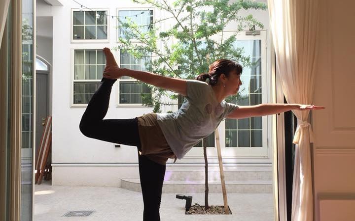 然yoga